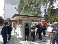 SALİM USLU - Şehitler Çeşmesi Törenle Hizmete Açıldı