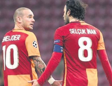 Selçuk İnan''dan Sneijder hakkında şok iddia