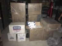 ORMANLı - TSK, Çukurca'da Ele Geçirilen Silah Ve Kaçakçılık Malzemelerinin Fotoğraflarını Paylaştı