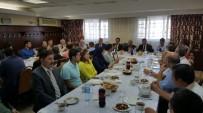 FAZLA MESAİ - Ahmet Yesevi Üniversitesi'nde Bayram Buluşması
