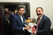YıLMAZ ZENGIN - AK Parti'den CHP ve MHP'ye bayram ziyareti