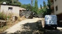 BEŞEVLER - AK Parti eski milletvekili adayı silahla tarandı