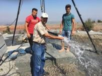 SU SIKINTISI - Allahdiyen'e Yeni İçme Suyu Kaynağı