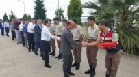 POLİS MERKEZİ - Altınovalılar Bayramlaştı