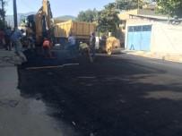 ATATÜRK BULVARI - Aydın Büyükşehir Belediyesi'nin Yol Çalışmaları Hız Kesmiyor
