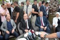 TRABZON VALİSİ - Bakan Soylu, Trabzonspor'un Bayramlaşma Törenine Katıldı