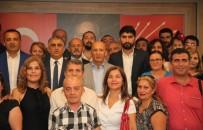 KARTAL BELEDİYE BAŞKANI - Başkan Altınok Öz, CHP İlçe Başkanlığı'nda Bayramlaşma Törenine Katıldı
