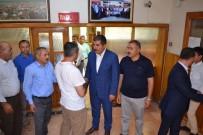 FEYAT ASYA - Belediye Personeli Bayramlaştı