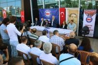 BENNUR KARABURUN - Bursa'da Memur-Sen Üyeleri Bayramlaştı