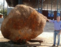 METEOR YAĞMURU - 30 ton ağırlığında göktaşı bulundu