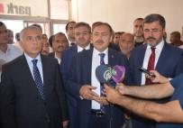VEYSEL EROĞLU - Eroğlu'ndan Kayyum Açıklaması Açıklaması 'Kayıtsız Kalamazdık'