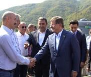 Eski Başbakan Davutoğlu Kurban Bayramı Tatilini Artvin'de Geçiriyor