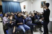 İŞARET DİLİ - Gençlik Merkezlerine Kayıtlar Başlıyor