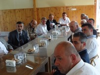 TUNCAY TOPSAKALOĞLU - Gölpazarı'nda Protokol Bayramlaştı