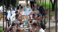 YASIN ÖZTÜRK - Havran'da Kurban Bayramı Coşkuyla Yaşandı