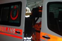 GÖRGÜ TANIĞI - İki Araç Hurdaya Döndü Açıklaması 2'Si Çocuk, 8 Yaralı