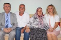 ALI SıRMALı - Kaymakam Sırmalı Şehit Ailelerini Ziyaret Etti