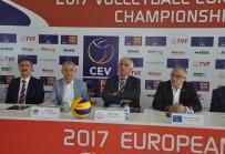 TÜRKIYE VOLEYBOL FEDERASYONU - Manisa, Avrupa Voleybol Şampiyonası Elemelerine Ev Sahipliği Yapıyor