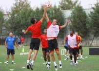 MANISASPOR - Manisaspor, Giresunspor Maçının Hazırlıklarına Başladı