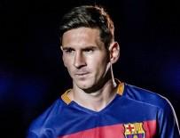 LİONEL MESSİ - Messi, Şampiyonlar Ligi tarihine geçti