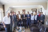 BÜLENT TEKBıYıKOĞLU - Müsteşar Aka'nın Ahlat Ziyareti