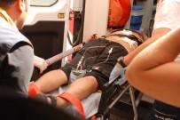 AĞIR YARALI - Piknikçiler Arasında Kavga Açıklaması 3 Yaralı