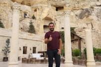TURGAY BAŞYAYLA - Turgay Başyayla Tatilini Kapadokya'da Geçiriyor