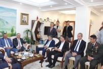 UÇAK SEFERLERİ - Ulaştırma Bakanı Arslan Iğdır'da