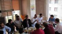 MASUMIYET - AK Parti'den Bayram Ziyareti