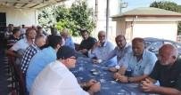 ÖRENCIK - AK Parti'den Köylere Çıkarma