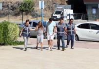 DENETİMLİ SERBESTLİK - Alanya'da 120 Bin TL'lik  Hırsızlık Çetesi Operasyonu