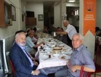 FEDERASYON BAŞKANI - Ankara'daki Nevşehirliler kahvaltıda buluştular