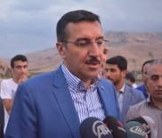 MUSTAFA TOPRAK - Bakan Tüfenkci'den Yeni Malatyaspor'a Ziyaret