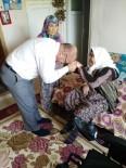 TEKERLEKLİ SANDALYE - Büyükşehir Kırkağaç'ta Engelleri Aşıyor
