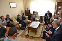 SEBAHATTİN KARAKELLE - Erzincan'da Toplu Bayramlaşma Töreni Düzenlendi