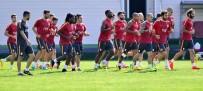 FLORYA - Galatasaray'da Çaykur Rizespor Maçı Hazırlıkları Sürüyor