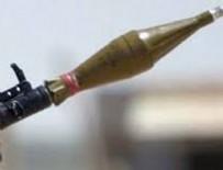 GAZZE - Gazze'den İsrail'e roket