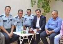 POLİS MERKEZİ - Mehmet Erdem, Emniyet Mensuplarını Bayramda Unutmadı