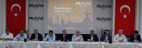 ASLAN KORKMAZ - MÜSİAD Konya Şubesi Bayramlaşma Programı İş Dünyasını Buluşturdu