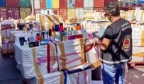 GÜMRÜK MUHAFAZA - Parfüm Kaçakçılarının Bayram İştahı Kursaklarında Kaldı