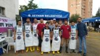 ZABITA MEMURU - Seyhan Belediyesi Bayramda 910 Kişilik Ekiple Hizmet Verdi