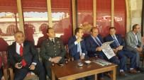 EMNİYET AMİRİ - Ulukışla Protokolu Tarihi Kervansarayda Bayramlaştı