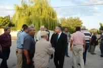 TURGAY ALPMAN - Vali Aplman, Demokrasi Şehitlerinin Ailelerini Ziyaret Etti