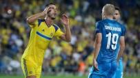 TEL AVIV - Zenit'ten tarihi geri dönüş!