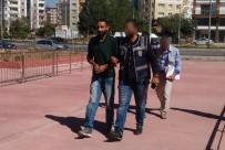 POMPALI TÜFEK - Araç Kundakçıları Tutuklandı