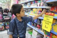 OKUL ALIŞVERİŞİ - Bayram Ve Okul Alışverişleri Esnafın Yüzünü Güldürdü