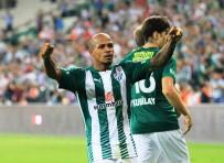 VOLKAN NARINÇ - Bursaspor, Kayserispor'u 3-1'Le Geçti