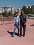 POMPALI TÜFEK - Çaldıkları Araçları Kundaklayan 3 Kişi Tutuklandı