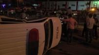 MEHMET KARADAŞ - Düğün Konvoyunda Zincirleme Kaza Açıklaması 5 Yaralı