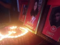 TERÖRİST CENAZESİ - HDP'liler öldürülen teröristi andı